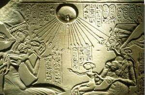 egypt sun worship